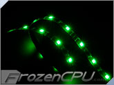 "Akasa ""Vegas"" LED Strip Light - 60cm - Green (AK-LD02-05GN)"