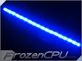 Akust USB Powered 18 Count LED Strip - Blue (ZO04-0001-AKS)