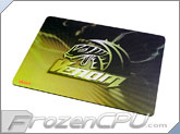 Akasa Venom High Precision Gaming Mouse Pad - Yellow / Black (AK-MPD-02YL)