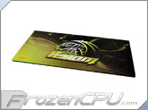 Akasa Venom High Precision Gaming Mouse XXL Pad - Yellow / Black (AK-MPD-01YL)