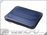 Akasa Armadillo Hard Shell iPad Case - Blue (AK-NBC-41BL)