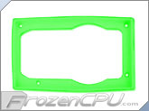 FrozenCPU Power Supply Green UV Rubber Silencer