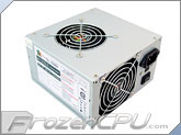 Logisys 480W Dual Fan ATX Power Supply (PS480X2)