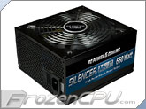 PC Power & Cooling Silencer MK II 650W High Performance Power Supply