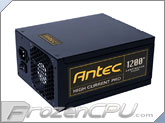 Antec High Current Pro 1200W ATX12V / EPS12V Power Supply (HCP-1200)