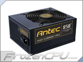 Antec High Current Pro 850W ATX12V / EPS12V Power Supply (HCP-850)