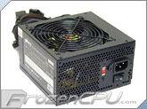 Logisys 600W SLI Ready ATX Power Supply (PS600XBK12)