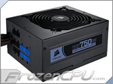 Corsair HX Series 750W Modular Power Supply - SLI Ready (CMPSU-750HX)