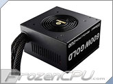 Enermax Revolution DUO 600W 80+ Gold Certified Power Supply(ERD600AWL-F)