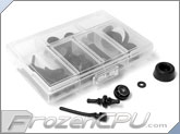 Akust PC Anti-Vibration Silencer Kit - Black (AV05-0001-AKS)