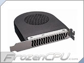 Akasa Sytem Blower Slot Fan - Black (AK-SB-BK)