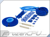 Mod/Smart Supreme Kobra System Sleeving Kit - UV Blue (SKIT2S-UVB)