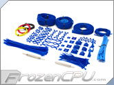 Mod/Smart Professional Kobra System Sleeving Kit - UV Blue (SKIT2P-UVB)