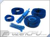 Mod/Smart Basic Kobra System Sleeving Kit - UV Blue (SKIT2-UB)