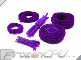 Mod/Smart Basic Kobra System Sleeving Kit - UV Purple (SKIT2-UP)