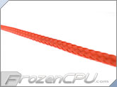 "Mod/Smart Kobra High Density Cable Sleeving 1/2"" - UV Red"