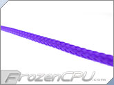 "Mod/Smart Kobra High Density Cable Sleeving 1"" - UV Purple"