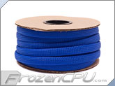 "Mod/Smart Kobra High Density Cable Sleeving 1/2"" - UV Blue - 50 Foot Mini Spool (SPOOL12-UB)"