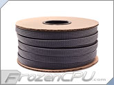 "Mod/Smart Kobra High Density Cable Sleeving 1/2"" - Carbon Fiber - 50 Foot Mini Spool (SPOOL12-CF)"