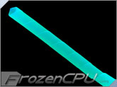 FrozenCPU EZ-Sleeve Cable Sleeve - UV GREEN