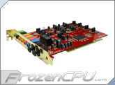 BGears b-Enspirer 7.1 Channel 24-bit 110dB Oxygen 8788 PCI Sound Card