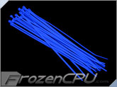 "7"" Blue UV Reactive Tie Wraps (10 Pack)"