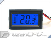 Thermal-Star Illuminated Thermometer - Blue Backlight (TM02B)