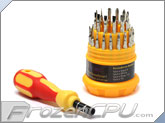 Universal Screw Driver I Set