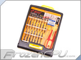 Jackly Professional 32 in 1 Hardware Tools Set (JK-6032-A)