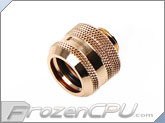 Barrow Rigid Compression fitting 16mm OD Gold (TYKN-K16 V1)