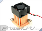 Swiftech MCX159-CU Universal Chipset Heatsink (Fan Not Included!)
