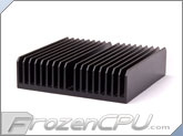 Aavid Thermalloy Premium  Heatsink - 35mm x 35mm x 10mm - Anodized Black