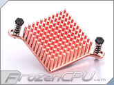 Enzotech Forged Copper Northbridge Low-Profile Heatsink (CNB-S1L) - 36mm x 36mm x 11.6mm