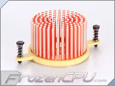 Enzotech Forged Copper Northbridge Heatsink - Artic Silver� C�ramique� Included (CNB-R1RevA.) - 44.7mm x 44.7mm x 30mm