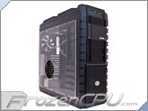 Cooler Master HAF-X XL-ATX Compatible High Air Flow Full Tower Case w/ Custom Full Bolt-On Window and 140mm Fan Mount (RC-942-KKN1)