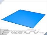 "Mod/Smart Cast GLS Modders Acrylic 16"" x 16"" DIY -  Transparent Blue (DIY-16-AC-TBL-125)"