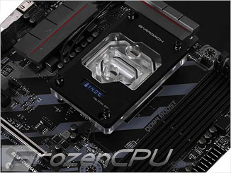 Barrow AMD RYZEN AM4/AM3+/FM2+ RGB Digital Display CPU Waterblock