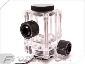 Alphacool Dc Lt Ceramic 12v Dc Pump Plexi Top