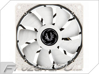 Bitfenix Spectre Pro All White 140mm Pwm Fan Bff Spro