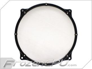 ModRight FilterRight 200mm Black Aluminum Fan Filter (Cooler