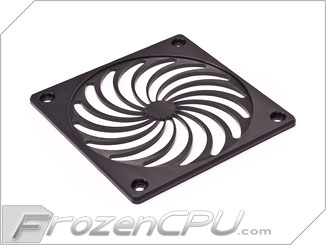 Mnpctech Cnc Machined 120mm Billet Aluminum Fan Grill