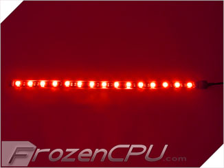 Bitfenix alchemy connect 15 led light strip 300mm red bfa acl bitfenix alchemy connect 15 led light strip 300mm red bfa acl 30rk15 rp frozencpu mozeypictures Images